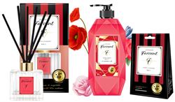 2020必收質感精品香水香氛 紅色限量「罌粟花」沐浴、擴香超療癒