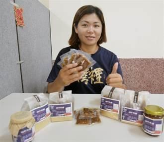 灣裡社區拚經濟 她力推干貝醬獲好評