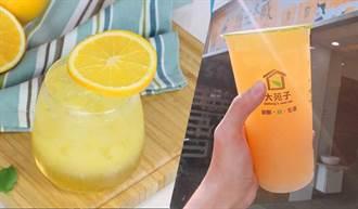 大苑子尚青的「台灣鮮搾柳橙綠」好評回歸  100%新鮮台灣柳橙 飲料控喝起來