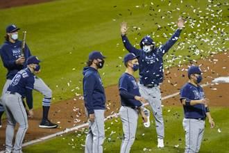 MLB》一度10投手受傷 光芒仍睽違10年美東封王