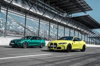 战斗四驱强力放送!BMW新世代G80 M3 / G82 M4亮相