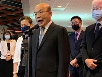 口罩國家隊又出包 蘇貞昌:政府一定嚴查嚴辦