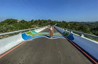 峨眉十二寮桥属危桥 研议改建向中央争取经费