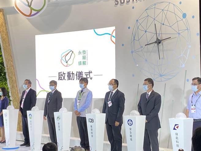 「2020台灣創新技術博覽會」於今(24)日至26日在臺北世界貿易中心展覽大樓1樓盛大展出,由農委會、環保署、經濟部工業局、能源局、國營會、原能會及勞動部等7個機關合作辦理。(李柏澔攝)