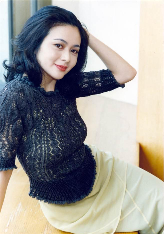 香江第一美人關之琳。(本報系資料照)