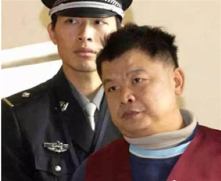 在广东从事情报工作多年的台湾情报人员童太平(右),亦间接因前总统陈水扁泄露导弹讯息而被捕。(图/网路)