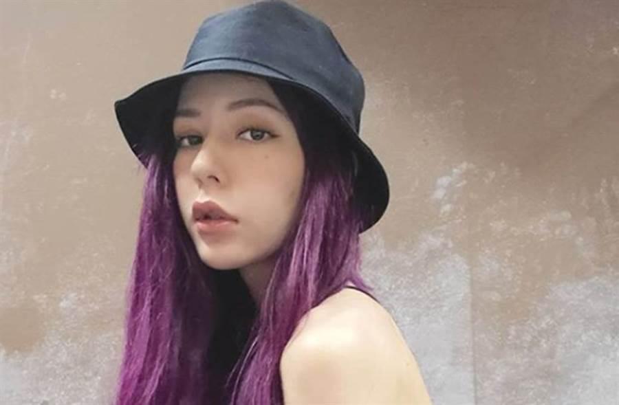 Keanna曬最新刺青曝背後感人原因。(圖/keanna_taiyh IG)