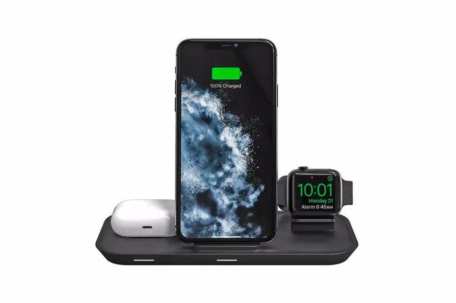Mophie 發表最新一代的充電面板(圖 / Mophie)