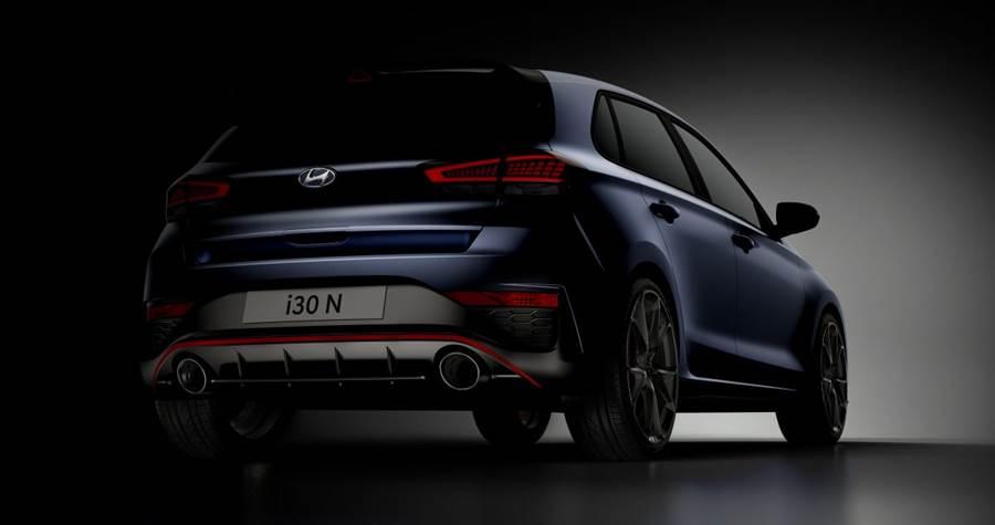 韓系高性能鋼砲唯一選擇,Hyundai i30N 小改款即將發表!