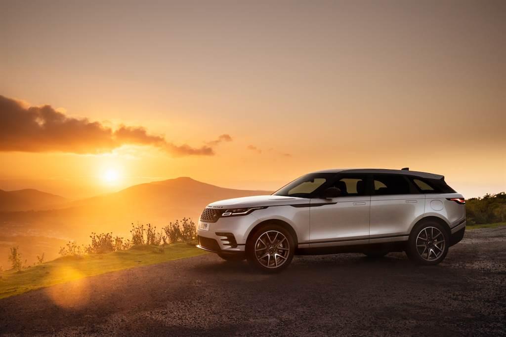 內裝小幅修飾、導入 PHEV/MHEV 技術的新動力總成,Land Rover Range Rover Velar 新年式亮相
