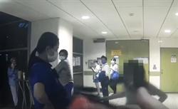 借不到充電線暴走襲警 女子妨害公務起訴