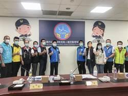 全台首支警察無人機隊成立 南市擬辦無人機比賽