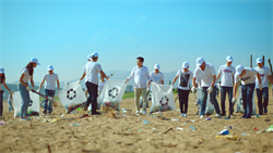 「珍愛台灣 不能沒有你」10/18淨灘減塑,撿一支保特瓶和泰捐10元