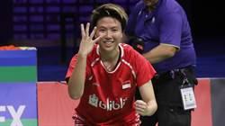 羽球》近十年最佳票選 小戴飲恨不敵印尼名將名列第二