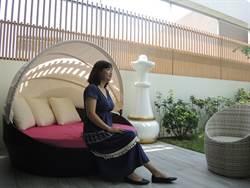 精品旅館加入新竹旅宿戰局 有花園還可烤肉