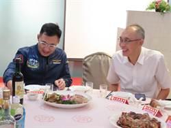 江啟臣:明年中秋烤肉要小心 可能烤到有瘦肉精的