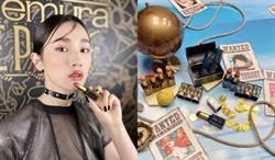 動漫迷、唇膏控一起瘋掉!日系彩妝和航海王聯名推出限量聖誕彩妝