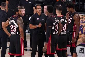 NBA》裁判坦承漏吹兩次沒差 熱火照樣聽牌