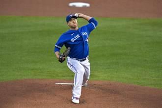 MLB》柳賢振本季代表作壓制洋基 率藍鳥闖季後賽