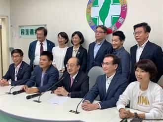 民進黨立法院黨團幹部出爐: 莊瑞雄書記長、鄭運鵬續任幹事長