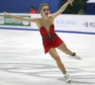 俄羅斯21歲花式滑冰名將宣布退役
