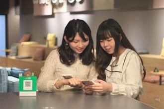 LINE Pay与一卡通及中信银联手 银行开户用手机就成