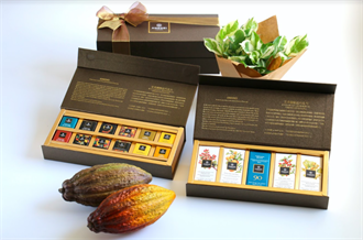 AMEDEI巧克力X三星電子  跨界快閃店開幕
