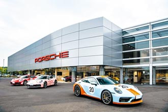 Destination Porsche 台北保時捷中心隆重開幕