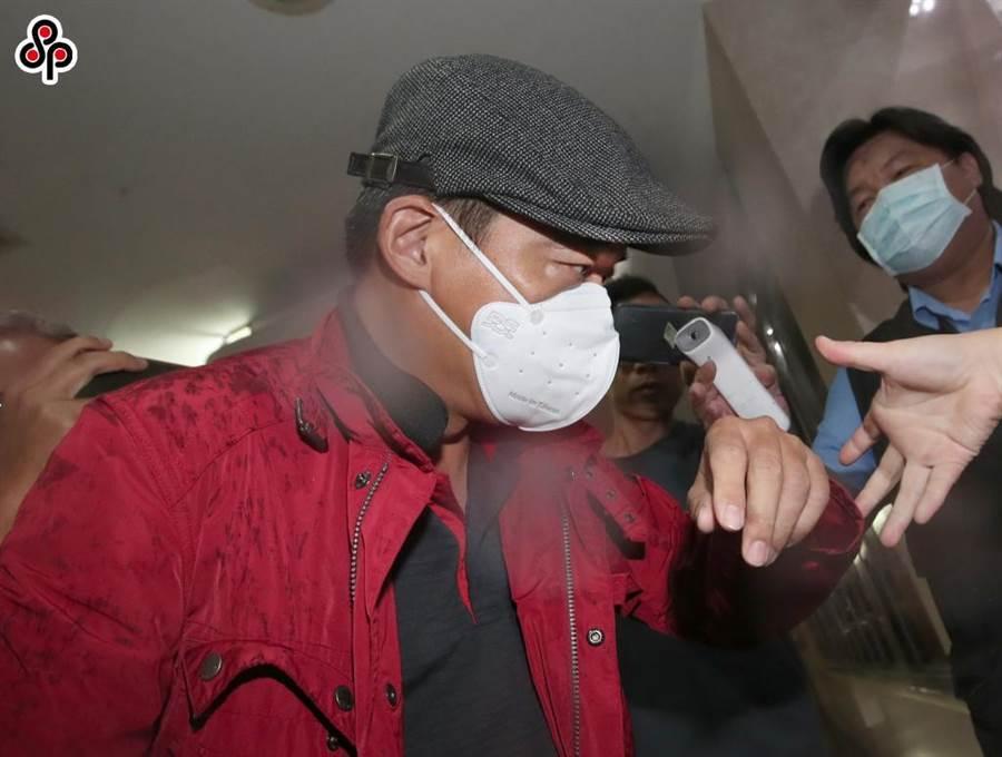 展霖生化基因公司董事陳柏良等人設局詐騙西門町地主吳振隆3億餘元,被北檢聲押禁見。(本報資料照)