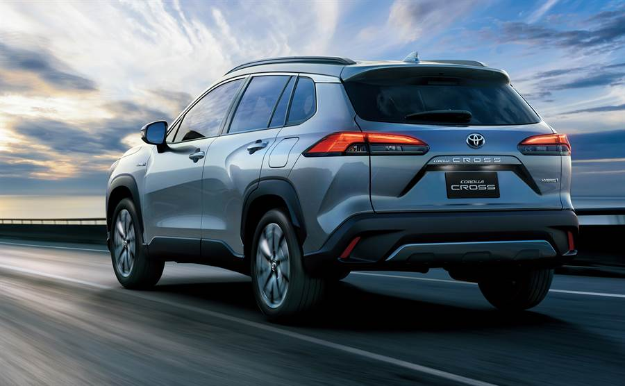 Toyota新跨界神車10/12即將上市 油電車型接單佔比逾四成