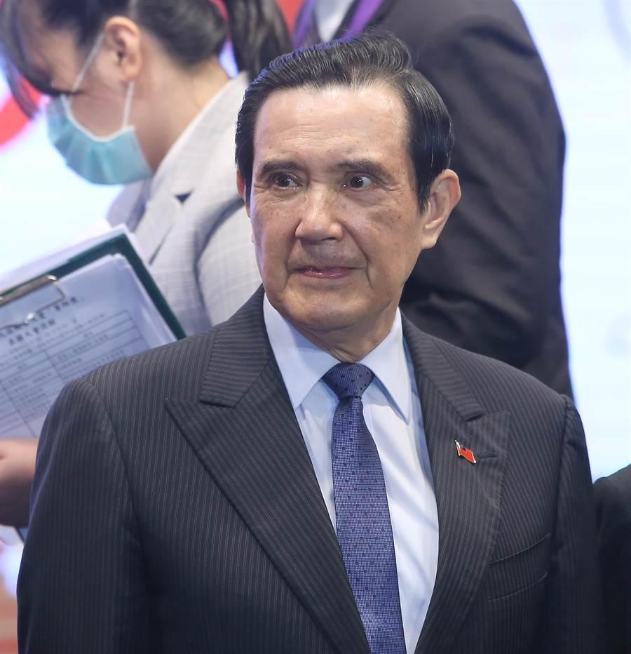 前總統馬英九(本報資料照/陳君瑋攝)