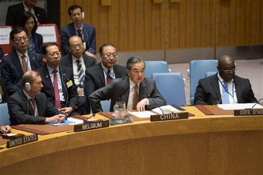 中國外交部網站資料照。