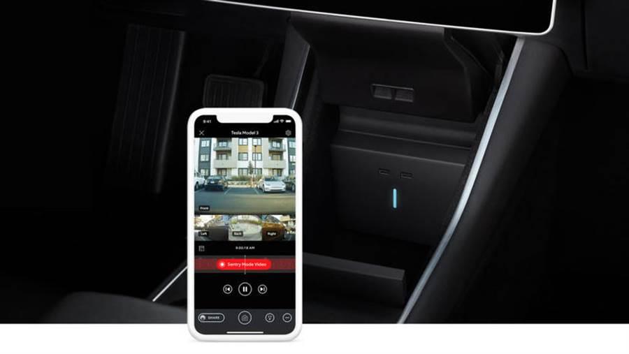 手機遠距看特斯拉哨兵影片就靠它: Amazon Ring 智慧監控方案,有網路的地方都能用