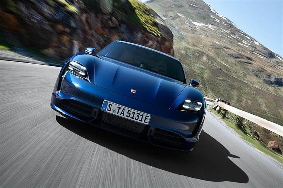 全歐洲八月賣最好的保時捷:Taycan 電動跑車銷量持續維持高檔