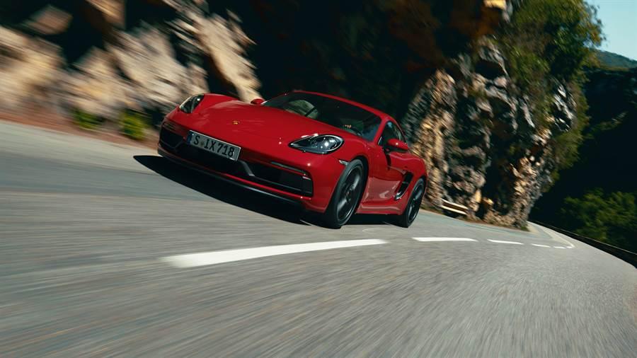 2021年式樣 Porsche 718旗艦車型提供 PDK 變速箱選配、同步新增多項選用配備