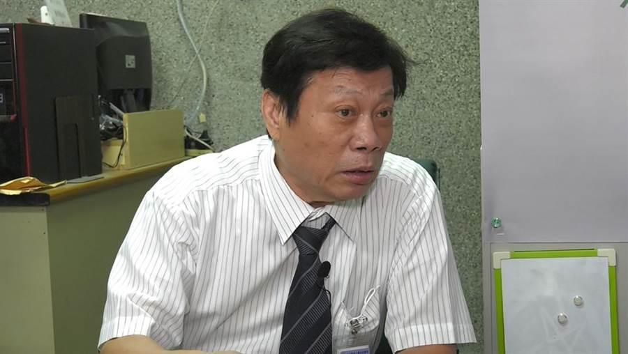 法醫高大成(圖/孫芳柔)
