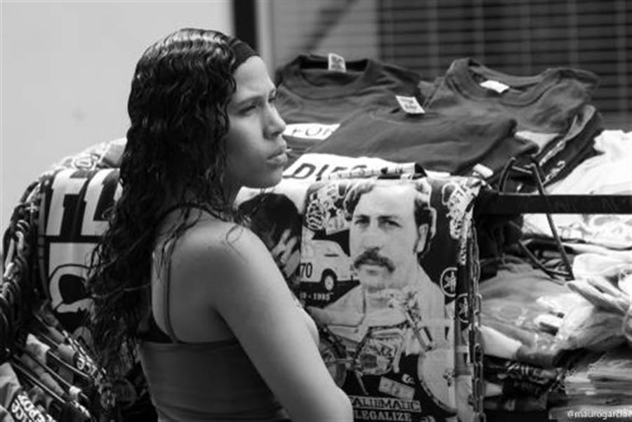 傳奇毒梟巴布羅·艾斯科巴(圖片取自/達志影像)