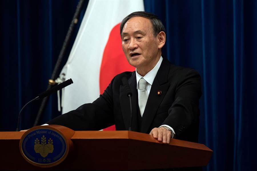 日本新首相菅義偉25日晚間與中國國家主席習近平舉行約30分鐘的電話會談。(路透社)