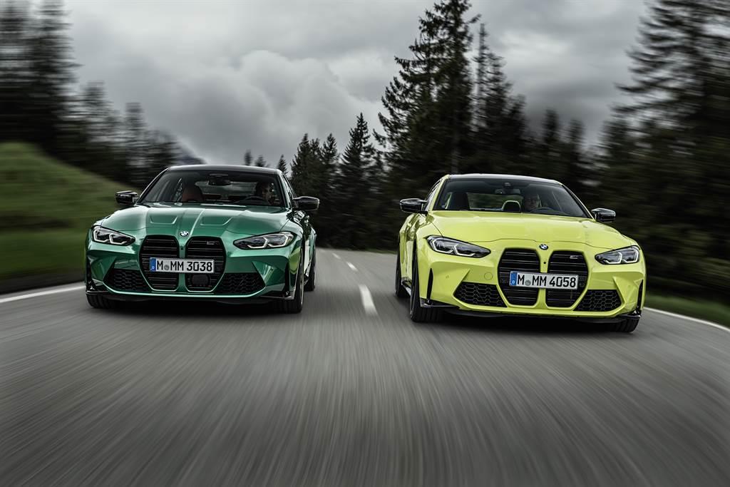 G世代M砲有多厲害?BMW全新M3/M4重點細節整理