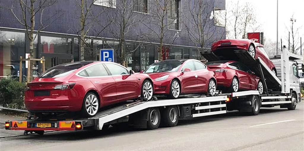 特斯拉用銷售證明在歐洲沒退燒:Model 3 八月全歐稱冠,單月銷量超前雷諾 Zoe