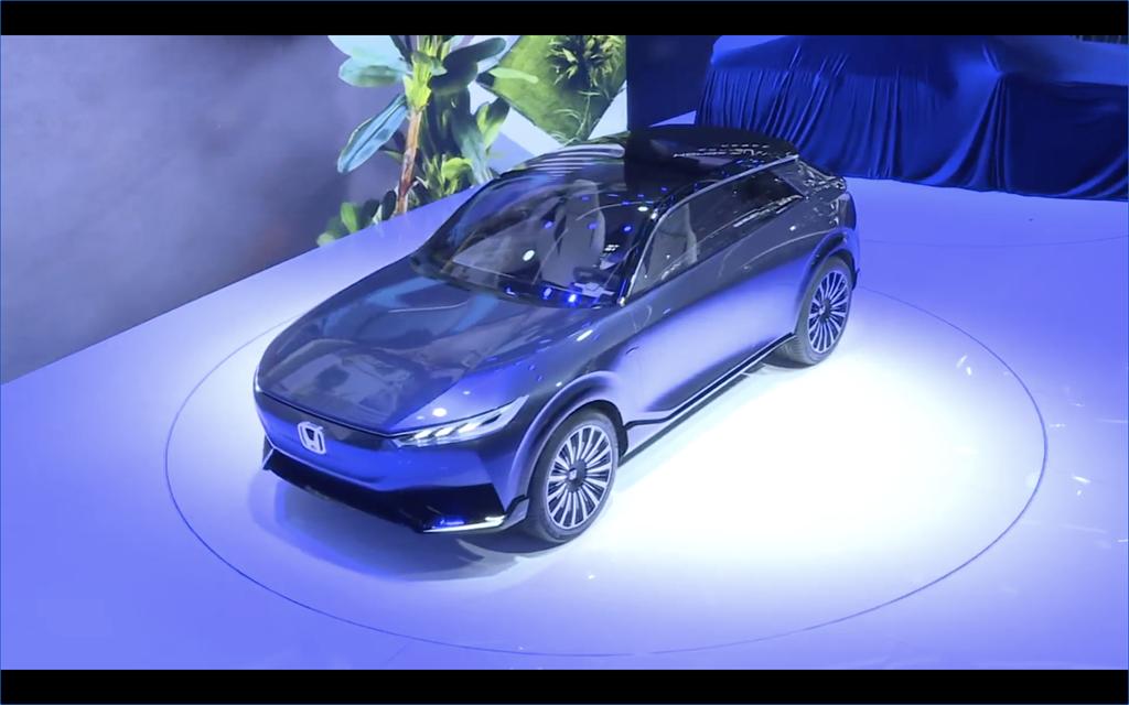 2020北京車展:針對中國市場之純電車型 Honda SUV e:concept 世界初首發!
