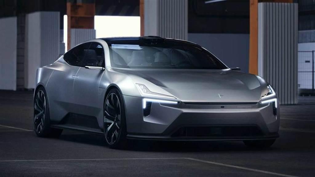 Polestar Precept 確認量產!未來感爆棚的電動概念車將化為真實,大量使用環保材質打造