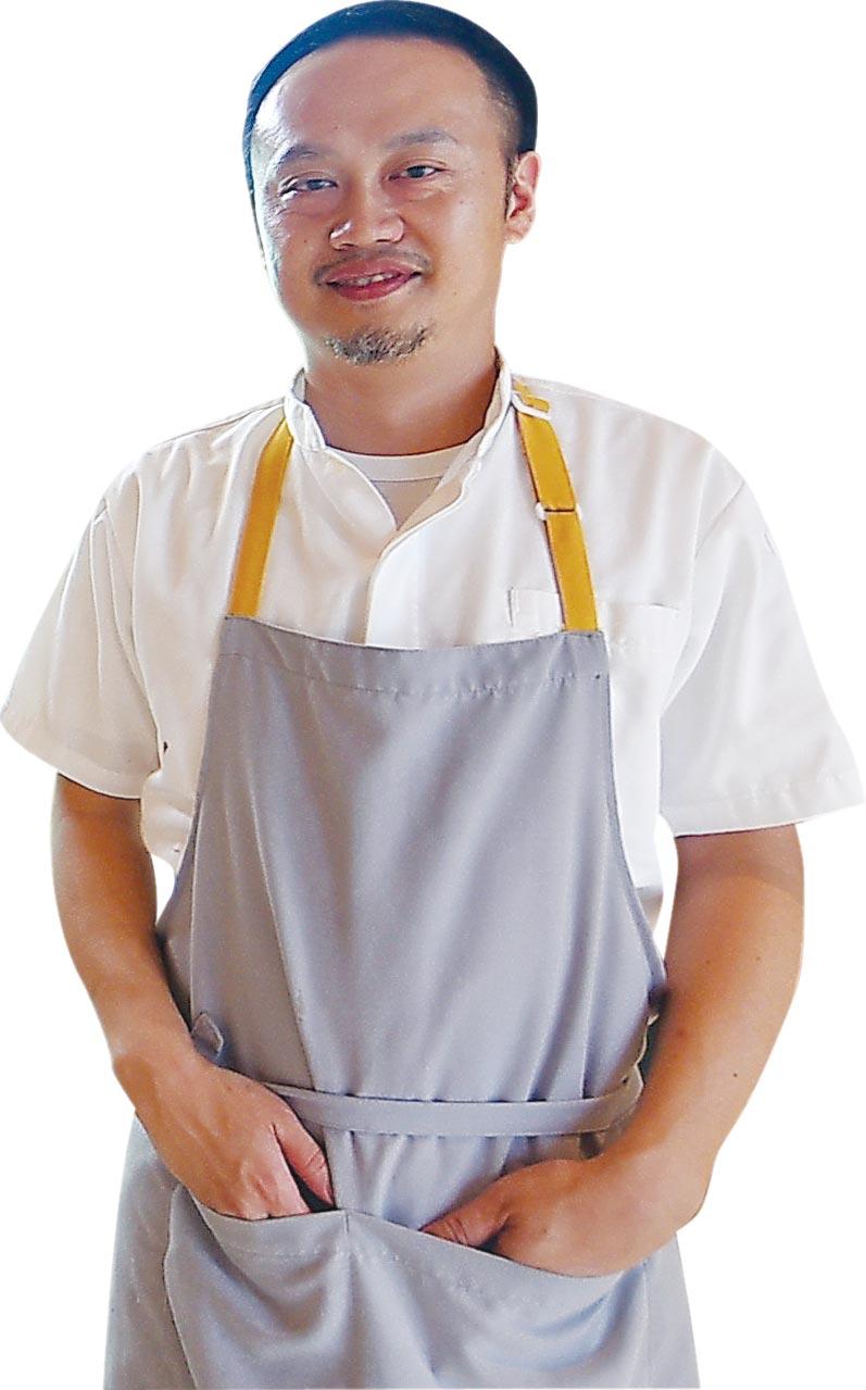 ˙〈雅室牛排〉大直旗艦店主廚徐正育曾是西華飯店〈TOSCANA〉餐廳主廚,除擅長烤牛排外,也能做出許多美味義式佳餚。圖/姚舜