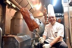 獨〉前世貿聯誼社總廚重出江湖 台中与玥樓烤乳豬皮「化」開啦