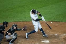 MLB》賈吉好球帶太大 洋基教頭抗議遭驅逐