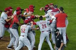 MLB》暌違7年紅人隊晉級季後賽