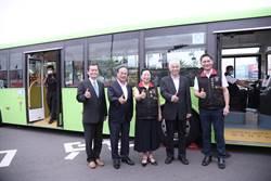 都會級公車進駐新闢三路線 花蓮公車族更便利