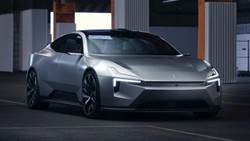 Polestar Precept 确认量产!未来感爆棚的电动概念车将化为真实,大量使用环保材质打造