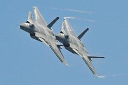 解放軍最先進匿蹤戰機殲-20進駐衢州機場 距台僅500公里