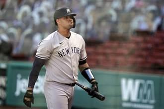 MLB》洋基桑契斯狀態差 季後賽恐遭東岡篡位